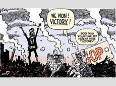 A Pyrrhic Victory Editorial Cartoons godanrivercom