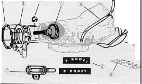 1987 Chevy 700r4 Transmission Part Diagram by Replace 4wd 700r4 With A 4wd Th400 1982 1984 Patc