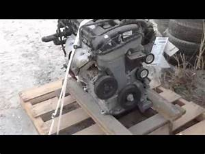 2008 Dodge Caliber  Motor Mount Replacement