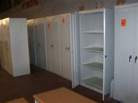steel utility storage cabinet  door