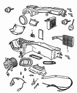 Jeep Wrangler Tj Air Conditioning Parts