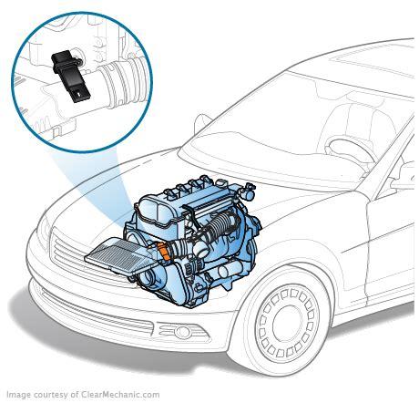 nissan rogue mass air flow sensor replacement cost estimate