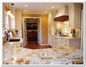 White Cabinets with Granite Countertops Home and Cabinet