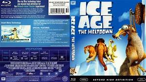 Ice Age 2, The Meltdown - Movie Blu-Ray Scanned Covers ...
