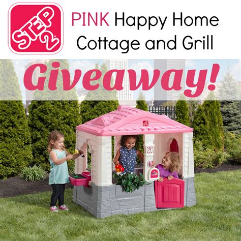the cottage grill step2 happy home cottage and grill giveaway imperfect