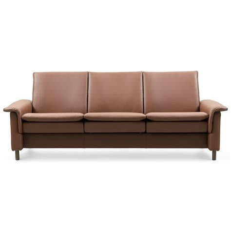 Low Back Reclining Sofa by Stressless Low Back Reclining Sofa Fashion
