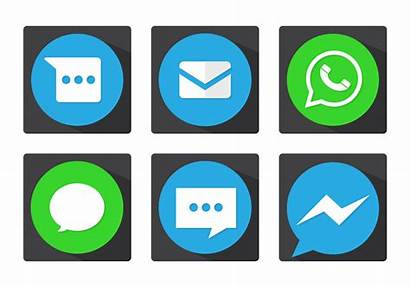 Message Vector Icons Imessage Icon Clipart Bubble