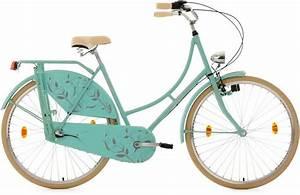 Fahrrad Lenker Hollandrad : ks cycling hollandrad 28 zoll mintgr n 3 gang shimano ~ Jslefanu.com Haus und Dekorationen