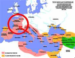History - The Gauls and the Romans - France in the United ...