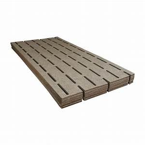 isolant fibre de bois acouflex ph 5 par 1008m2 With isolation thermique sous parquet massif