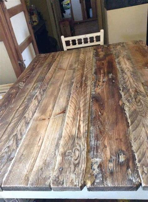 pallet table top  pallets