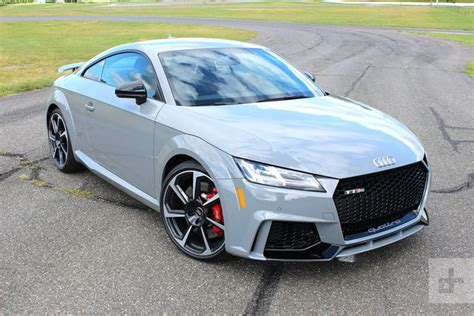 2018 Audi Tt Rs First Drive Review  Digital Trends