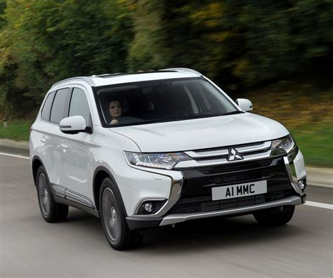 renault alliance blue mitsubishi outlander diesel seven seater suv road test