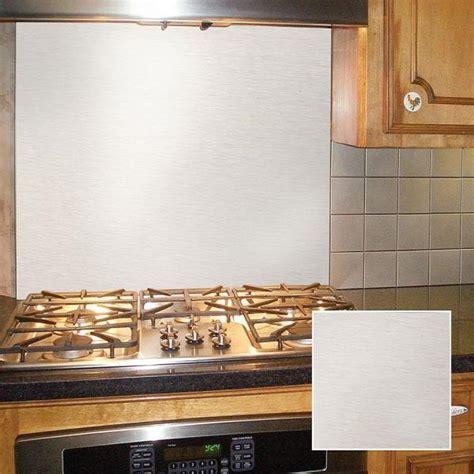 Stainless Steel Sheet Backsplash. Stainless Steel Sheet