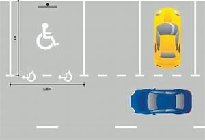 Place De Parking Dimension : comment r aliser une place de parking handicap e r glementaire ~ Medecine-chirurgie-esthetiques.com Avis de Voitures