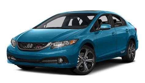 2015 Honda Civic Sedan Si Raynham Easton