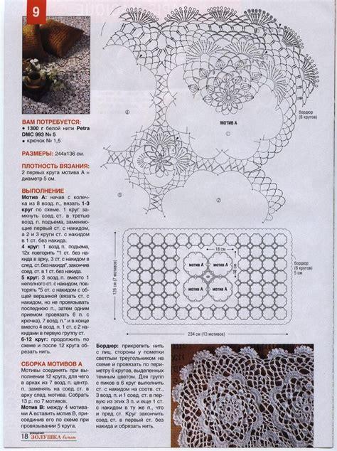 Copriletto Uncinetto by Copriletto Uncinetto Moduli Rotondi Grandi E Piccoli 2