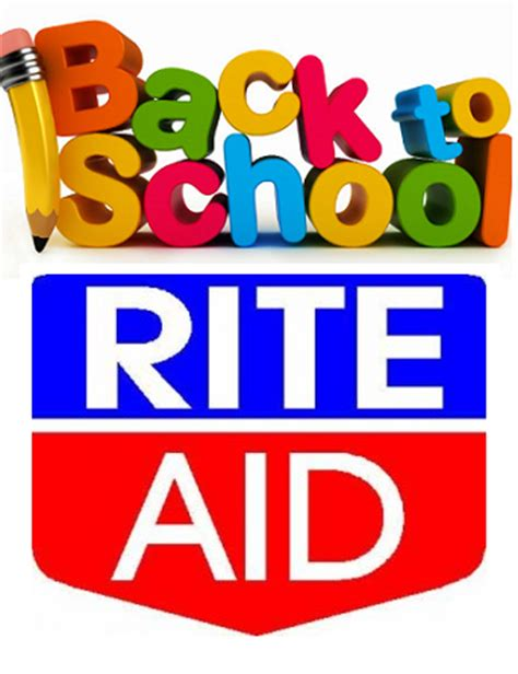 Rite Aid Decorations by Rite Aid Free School Supplies Crayons Chalk Notebooks