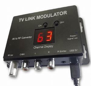 Rf Tvlink Modulator