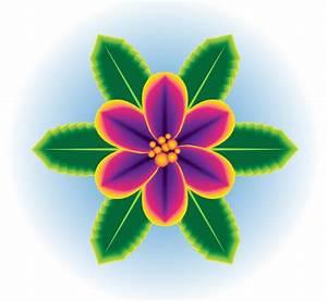 Create a One Stroke Tropical Flower Using Adobe ...