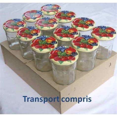pots de confitures vides pot 224 facettes 324 ml avec couvercle au choix livraison sous 72 h