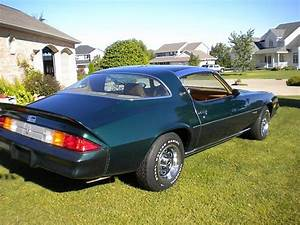 Sell Used 1978 Chevrolet Camaro Type Lt Coupe With T Tops