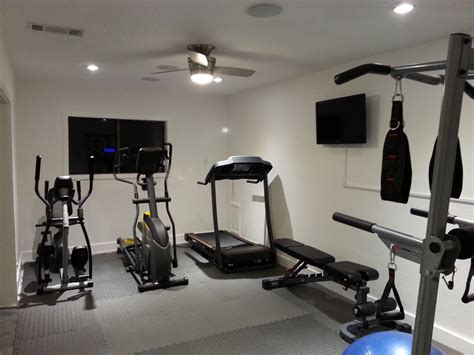 Garage Workout Room Ideas by Pin By Bell On S Build At Home Home