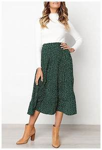 60  Smart Style Combination Tips Use Midi Skirt  U00bb Gala