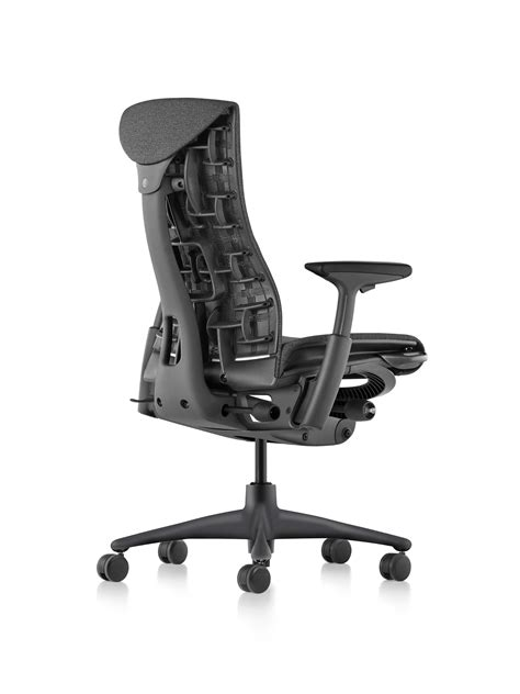 embody chair herman miller office  overweight person