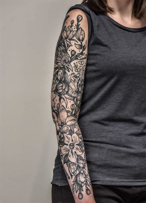 sleeve tattoos  ink factory   ink factory