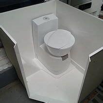Rv Cassette Toilet Shower by Cer Shower Toilet Combo Fibreglass Shower With