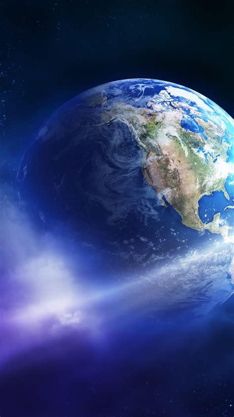 fondos de pantalla hermosa tierra planeta asteroide