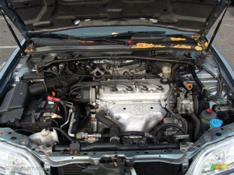 1998 Acura Cl Engine Bay Diagram 1999 acura cl 2 3 2 3 liter sohc 16 valve 4 cylinder