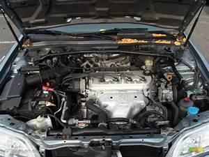 1999 Acura Cl 2 3 2 3 Liter Sohc 16