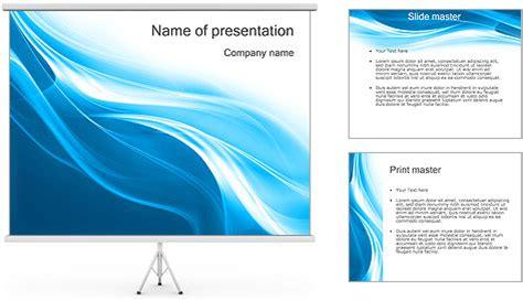 powerpoint templates cartas ondas creativas plantillas de presentaciones powerpoint y