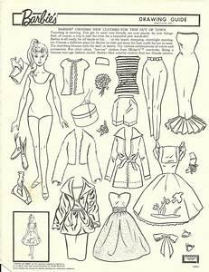 Barbie Drawing At Getdrawings