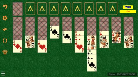 Two Deck Spider Solitaire by Spider Solitaire Android Apps On Play