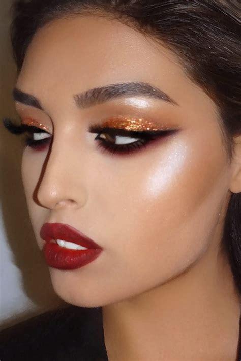 christmas makeup ideas   festive makeupjournalcom