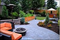 great ideas for patio design The three top ways to have the most appropriate backyard ...