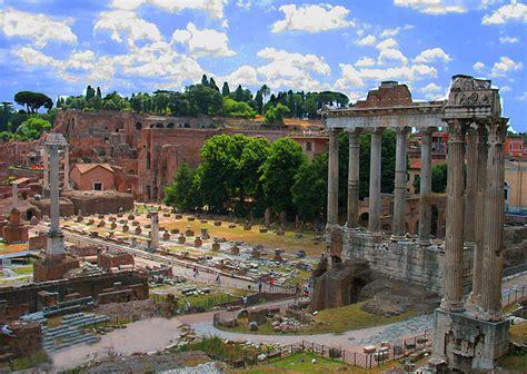Roman Forum - Crystalinks