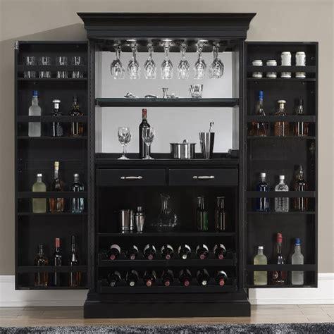 black wine cabinet black wine bar cabinet