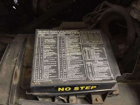 Sterling Series Left Fuse Box For Sale