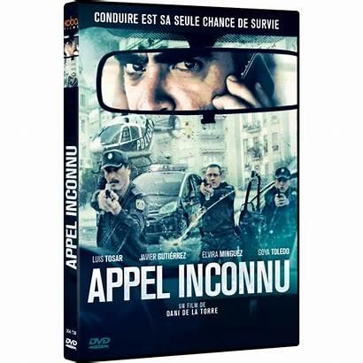 Inconnu Appel Films Esc Distribution Koba Dvd