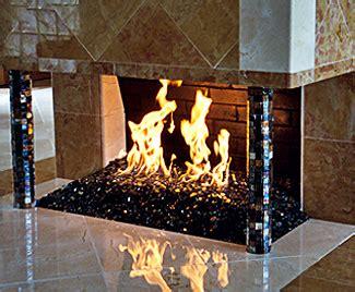 fireplace glass rocks firecrystals glass fireplace pit rocks