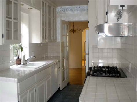 Small Galley Kitchen Ideas On A Budget by Kitchen Small Kitchen Makeovers On A Budget Kitchen