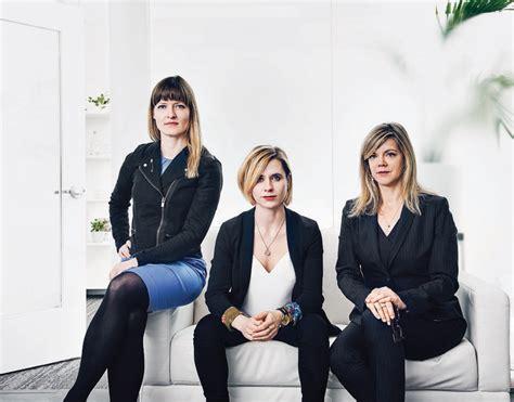 Three Brazen Lawyers Form A Feminist Law Firm