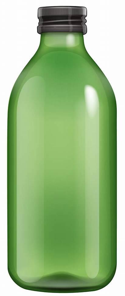 Bottle Clipart Beer Transparent Bottles Clip Liquid