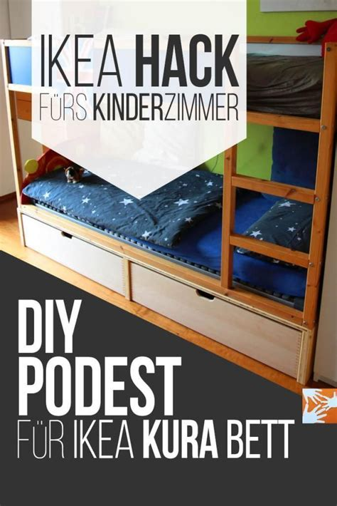 Ikea Kinderzimmer Diy by Chaosfreies Kinder Und Jugendzimmer Ikea Kura Hack