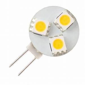 Ampoule G4 Led : ampoule g4 ~ Edinachiropracticcenter.com Idées de Décoration