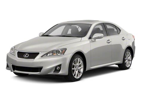 lexus sedan 2012 2012 lexus is 250 values nadaguides